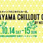 【WAKAYAMA CHILLOUT CAMP 2017】に参加してきました!