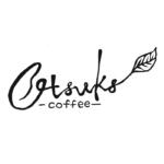 絵描きのChioちゃんにOtsuks Coffeeのロゴをいっぱい描いてもらいました!!