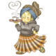 Yui@Otsuksコーヒー淹れる人